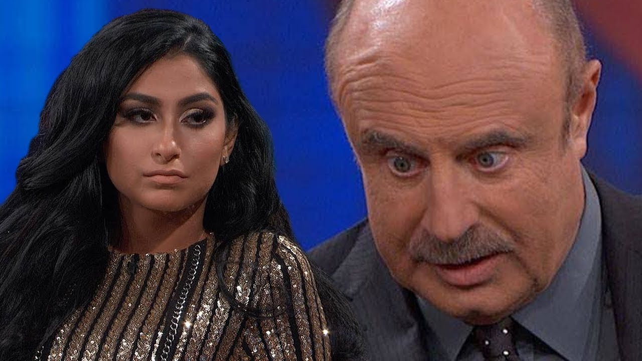 Spoiled Teen Thinks Shes Perfect - Dr Phil | React Couch | Popular50