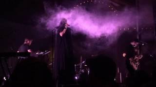 Phantogram Destroyer Live Crystal Ballroom Portland Oregon Oct. 6 2016