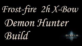 """Frost-fire Taeguk"" 6p Marauder Fire Build - Diablo 3 Reaper of Souls - Demon Hunter - 2.1"
