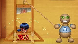 Kick the Buddy vs Miraculous Ladybug & Cat Noir - The Official Game
