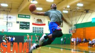 Wayne Selden 2016 NBA Draft Workout - Athletic NBA Prospect - 16NBACLH