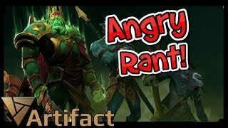 Let's Look At: Artifact [They F***ed Up]