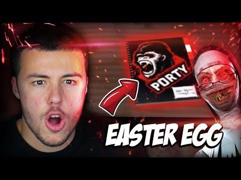 EVIL NUN MŮJ EASTER EGG!