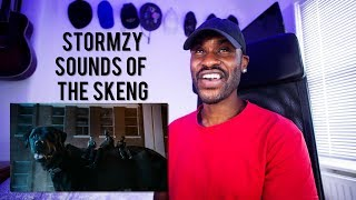 STORMZY   SOUNDS OF THE SKENG [Reaction] | LeeToTheVI