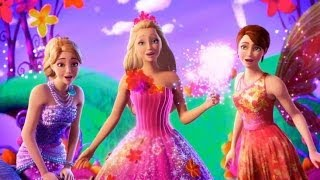 "Movie Trailer ""Barbie and The Secret Door"" 2014"