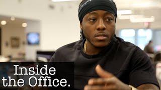 Inside the Office w/ Ace Hood | Inside the Office