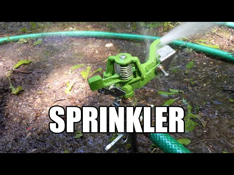 The Impact Sprinkler - more clever than it seems!
