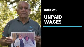 Class action launched against West Australian Government over Indigenous stolen wages | ABC News