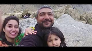 Pakistani Biker Family