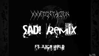 Juice Wrld Freestyles To Sad By Xxxtentacion Juice Wrld