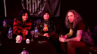 HRH TV – Talk to Faster Pussycat at Hard Rock Hell 9