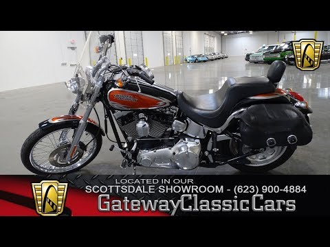 Video of 2001 Harley-Davidson FXSTDI - M79F