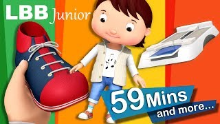 New Shoes | And Lots More Original Songs | From LBB Junior!