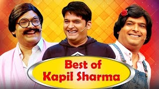 DrMashoor Gulati And Kapil In Best Of 2016  The Kapil Sharma Show   Funny  Indian Comedy   HD