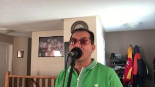 I Go Crazy Barry Manilow cover Allan Cabato