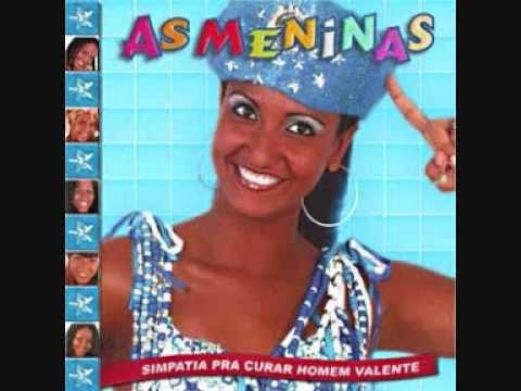 Música Simpatia Das Meninas (prá Curar Homem Valente)