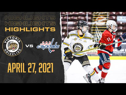 Grizzlies VS Cowichan | April 27th | HIGHLIGHTS
