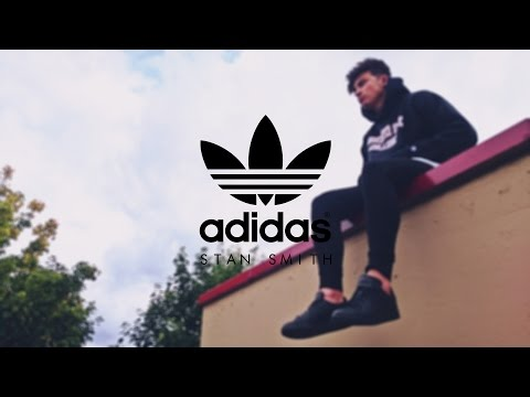 ADIDAS STAN SMITH | ALL BLACK (2015 Edition)