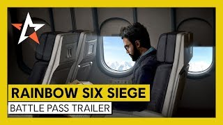 Rainbow Six Siege - Battle pass trailer