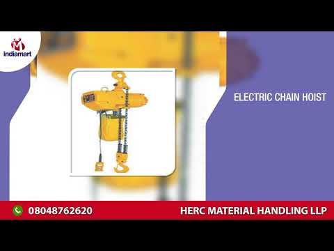 Chain Pulley Block and Electric Wire Rope Hoists Manufacturer | HERC