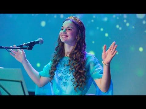 Я верю! Бог избавил нас от власти тьмы! Юлия Салтаненко
