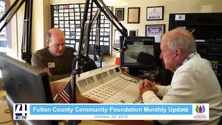 Community Foundation Update 10-24-18