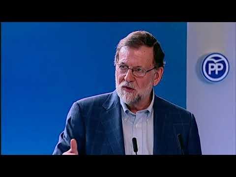 """Rajoy: """"Sobran comentaristas y faltan gobernantes con capacidad de tomar decisiones"""""""