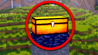 WHAT IS INSIDE?! (Minecraft Ice Factions #52)