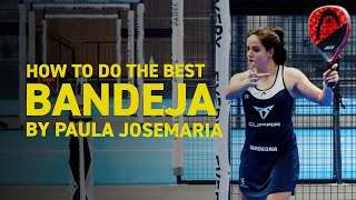 Bandeja med Paula JoséMaria