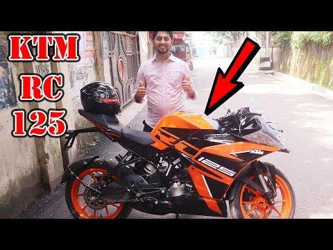 KTM RC 125 [ABS] Bike Price in Bangladesh 2019 🏍️ Saiful Express