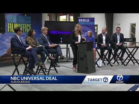 NBCUniversal could be coming to ABQ, bringing over 300 new jobs