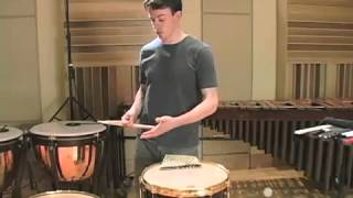 Concert Snare 5: Setup & Playing Position / Vic Firth Percussion 101