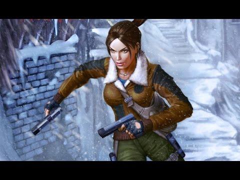 Lara Croft: Relic Run - Mountain Pass Final mission