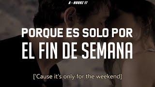 PRETTYMUCH   The Weekend [LetraLyrics] Ft. Luisa Sonza | INTL:EP