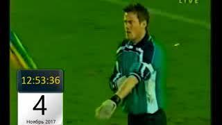 Кубок УЕФА 2000 01 Нант 2 2 Лозанна