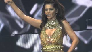 Cheryl Cole - Girl In The Mirror (Live at Manchester Arena)