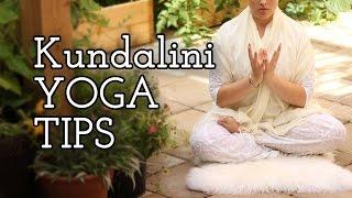Kundalini Yoga Tips – PranaShanti Yoga Centre Ottawa