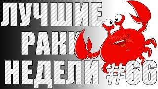 ЛРН выпуск №66. САМЫЙ РАКООБРАЗНЫЙ КОЛОБАНОВ [Лучшие Раки Недели]