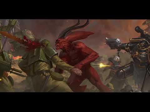 Battlefleet Gothic Armada 2 intro cinematic complete prologue intro