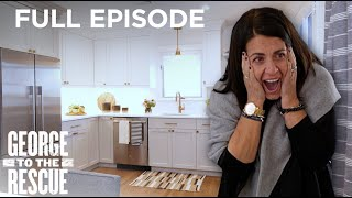 Basement Renovation for Young Girl With Developmental Challenges | George to the Rescue