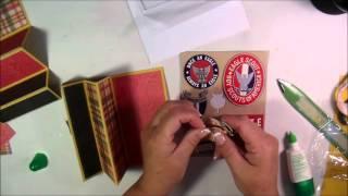 Eagle Scout Congratulations Card - Tri Fold