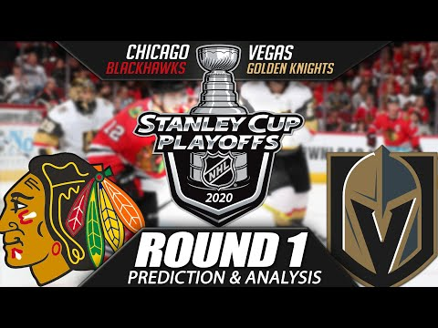 Blackhawks vs Golden Knights Series Preview!
