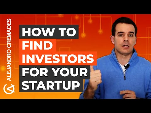 , title : 'How To Find Investors For Your Startup