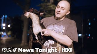 The Vigilante Group Of New Yorkers Who Hunt Rats At Night (HBO)