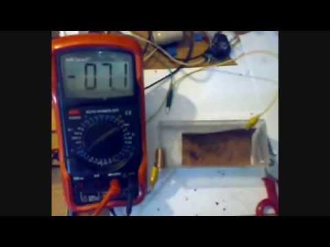 Cella fotovoltaica fatta in casa  / How to built at home a PV cell Alessio Fusaro