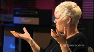 'Q A  What is the meaning behind the title of your album, 'Funhouse '' Video - Pink - AOL Music