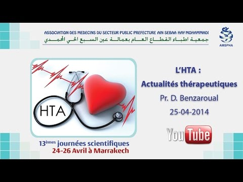 Hypotension, une crise hypertensive