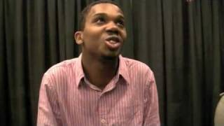 The hottest rapper - Charles Hamilton Freestyle