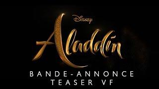 ALADDIN (2019) | Première Bande-Annonce VF | Disney BE