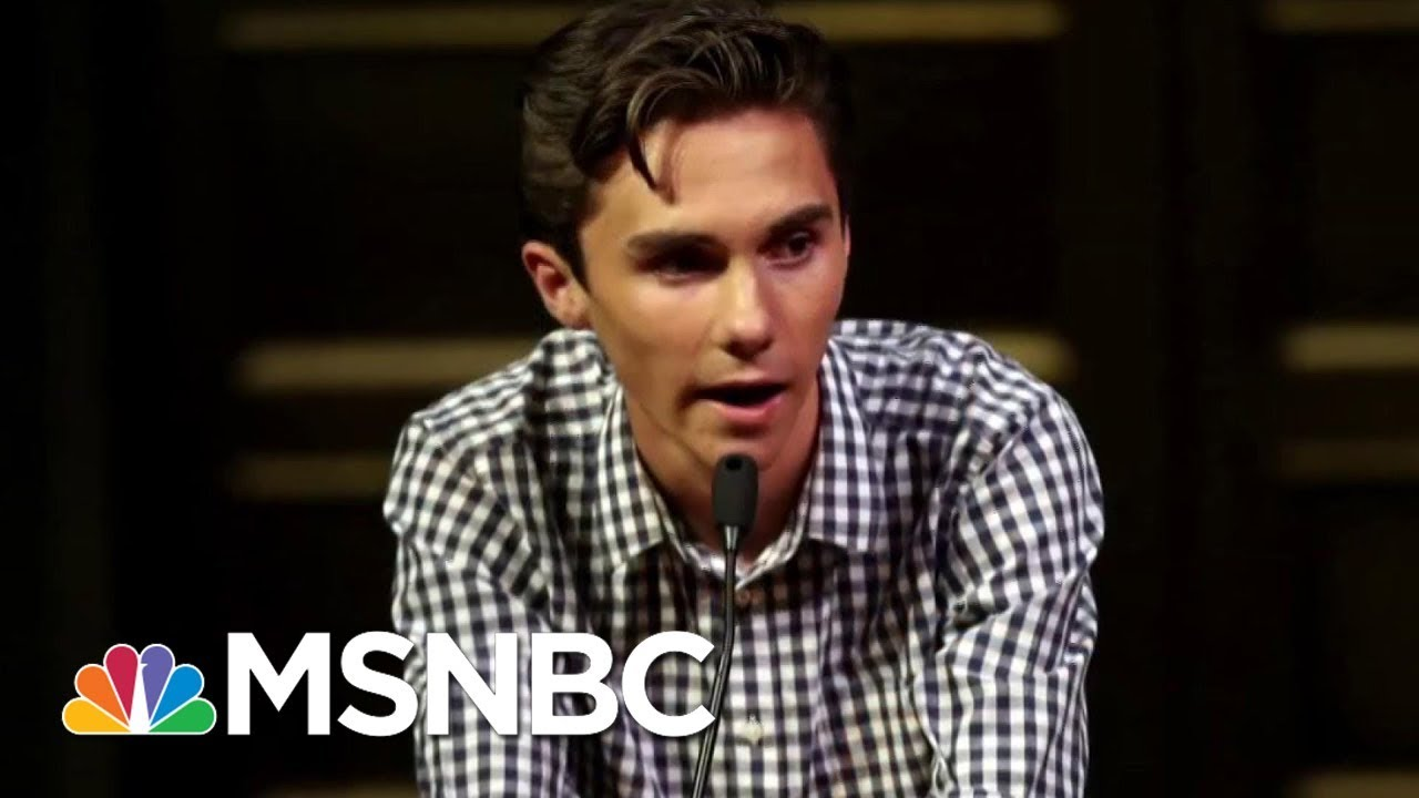 How Parkland Students Are Resetting The Moral Barometer In This Country | Velshi & Ruhle | MSNBC thumbnail
